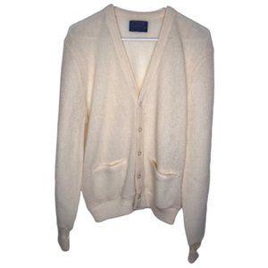 Pendleton Wool V-neck Button Up Cardigan Sweater